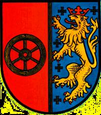 Das Wöllsteiner Wappen